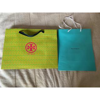 ティファニー(Tiffany & Co.)の千秋様専用 ブランド袋 ハナエモリウォッシュクロス(その他)