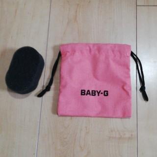 ベビージー(Baby-G)のBaby-G 巾着袋(腕時計)