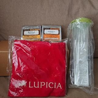 ルピシア(LUPICIA)のLUPICIA オリジナルハンディクーラーとトートバッグ、紅茶2種類セット(その他)