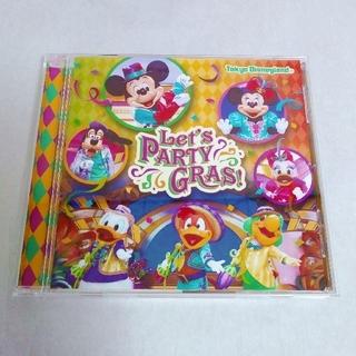ディズニー(Disney)のCD 東京ディズニーランド レッツ・パーティグラ!(アニメ)