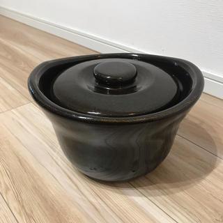 ムジルシリョウヒン(MUJI (無印良品))の無印良品 土鍋 1.5合炊き(炊飯器)