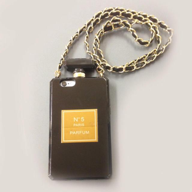 iphone8プラス ケース ブランド | iPhone6/6s♡香水瓶ケースの通販 by ♡24h質問、注文オッケー♡|ラクマ