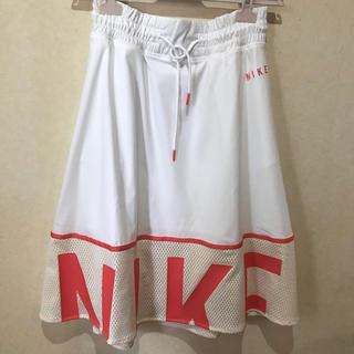 ナイキ(NIKE)のNIKE  メッシュ スカート(ロングスカート)