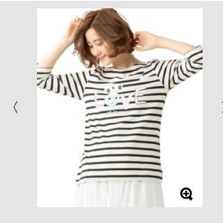 ユナイテッドアローズ(UNITED ARROWS)のRika ユナイテッドアローズコラボTシャツ(Tシャツ(長袖/七分))