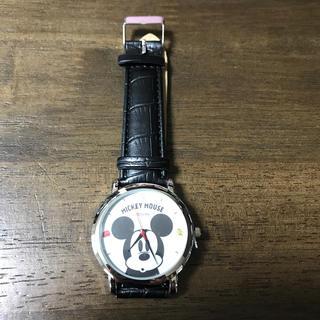 タカラジマシャ(宝島社)のsteady. 5月号付録 ミッキーマウス 大人腕時計(腕時計)