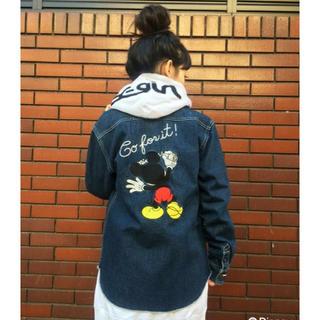 エックスガール(X-girl)のエックスガール ディズニーコラボ セット売り サイズ1(シャツ/ブラウス(長袖/七分))