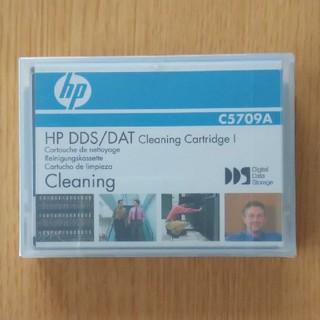 ヒューレットパッカード(HP)のHP DDS/DAT クリーニングカートリッジ C5709A 新品(その他)