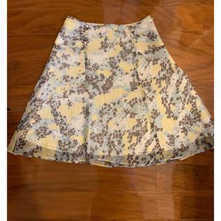 エムケーミッシェルクラン(MK MICHEL KLEIN)のミッシェルクラン スカート(ひざ丈スカート)