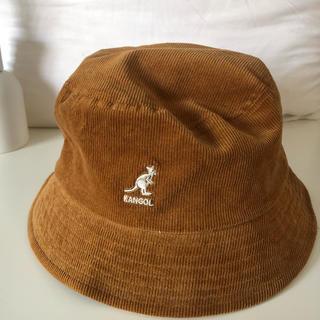 KANGOL - 新品未使用 KANGOL カンゴール 帽子 バケットハット 送料無料