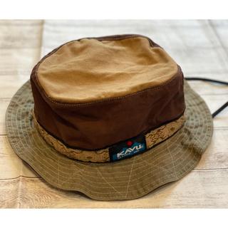 カブー(KAVU)のkavu カブー マルチカラー ハット(登山用品)