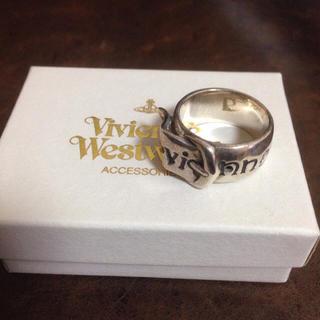 ヴィヴィアンウエストウッド(Vivienne Westwood)のヴィヴィアン 旧 ベルトリング(リング(指輪))