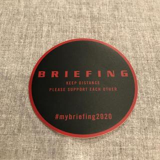 ブリーフィング(BRIEFING)のBRIEFING ステッカー(バッグ)