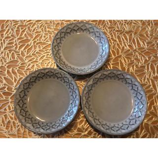 クイストゴー コーディアル 豆皿 3枚セット(食器)