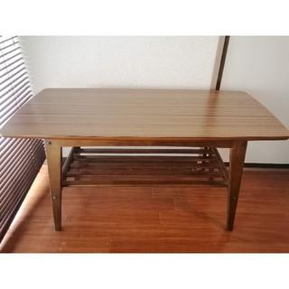 カリモクカグ(カリモク家具)のカリモク60 リビングテーブル 小 ローテーブル(ローテーブル)