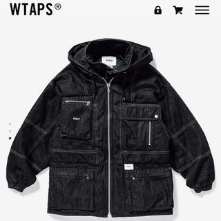 W)taps - 新品★WTAPS 19AWCRUSTJACKET. COTTON. DENIM