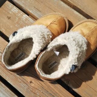 シマムラ(しまむら)のムートン ショートブーツ 20センチ(ブーツ)