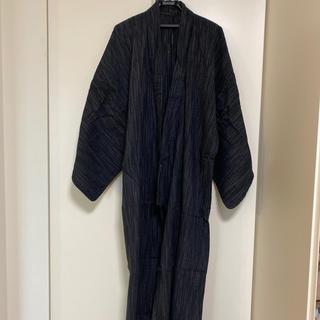 メンズ浴衣 サイズL(浴衣)