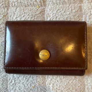 エッティンガー(ETTINGER)のエッティンガー 小銭入れ 革財布(コインケース/小銭入れ)