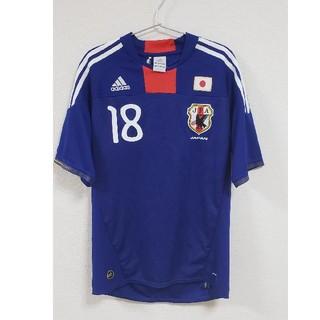 本田圭佑 サッカー日本代表ユニフォーム Lサイズ(ウェア)