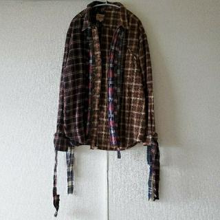 ニードルス(Needles)のぐるぐるカーテン様 専用(シャツ)