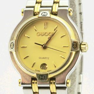 グッチ(Gucci)のグッチ 時計 レディース GUCCI クォーツ 9000L SS ステンレス(腕時計(デジタル))