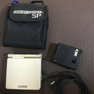 ゲームボーイアドバンス(ゲームボーイアドバンス)のゲームボーイアドバンスSP トイザらスver(携帯用ゲーム機本体)