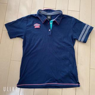 アンブロ(UMBRO)のアンブロポロシャツ(ポロシャツ)