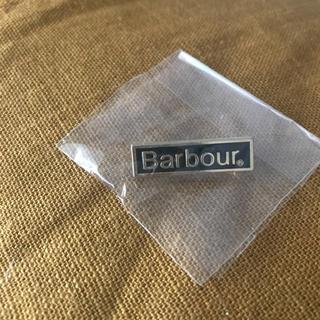 バーブァー(Barbour)のBarbour ピンバッジ 未使用(その他)