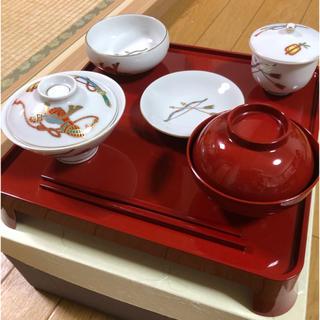 タチキチ(たち吉)のお食べ初め お茶碗セット(その他)
