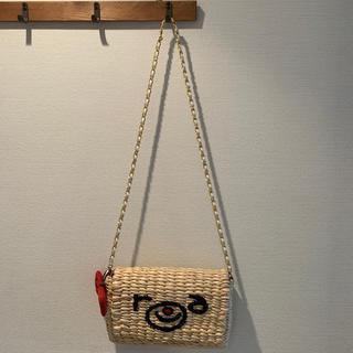 レピピアルマリオ(repipi armario)の籠バック(かごバッグ/ストローバッグ)
