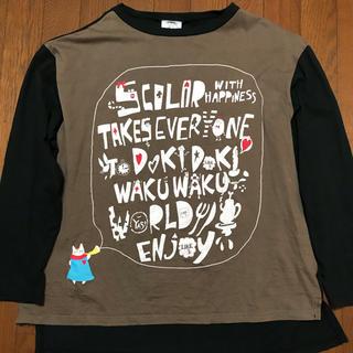 スカラー(ScoLar)の長袖Tシャツ(Tシャツ(長袖/七分))
