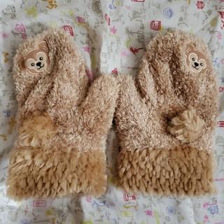 ディズニー(Disney)のダッフィー ミトン 手袋(手袋)