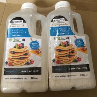 コストコ(コストコ)のコストコ パンケーキミックス2つ(米/穀物)