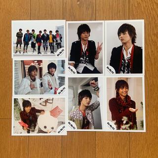 キスマイフットツー(Kis-My-Ft2)のKis‐My‐Ft2 藤ヶ谷太輔 公式写真(アイドルグッズ)