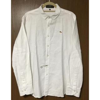 エトロ(ETRO)のETRO  cottonシャツ used xxl  made in Italy(シャツ)