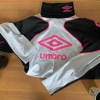 アンブロ(UMBRO)のアンブロロンTシャツ(Tシャツ(長袖/七分))