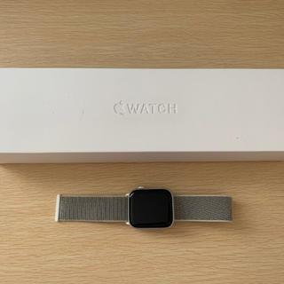 アップルウォッチ(Apple Watch)のApple Watch Series 4 44mm(腕時計(デジタル))