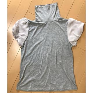 ディーエイチシー(DHC)の【値下げしました】DHC シフォンスリーブTシャツ(Tシャツ(半袖/袖なし))
