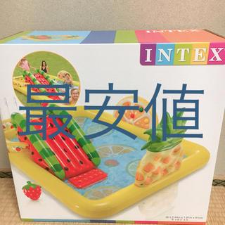 インデックス(INDEX)のINTEX インテックス ビニールプール ファン&フルーティー プレイセンター(プール)