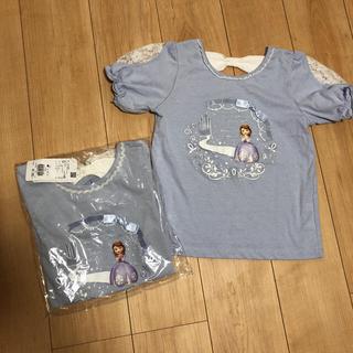 アクシーズファム(axes femme)のaxes femme kids  ソフィアサックストップス(140cm)(Tシャツ/カットソー)