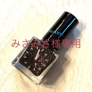 シセイドウ(SHISEIDO (資生堂))のSHISEIDO ネイルエナメル ピコ 09  銀座ネオン(マニキュア)