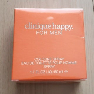 【新品】CLINIQUE happy for men
