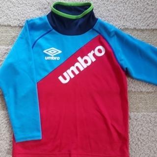 アンブロ(UMBRO)のUmbro 長袖シャツ 130㎝(Tシャツ/カットソー)