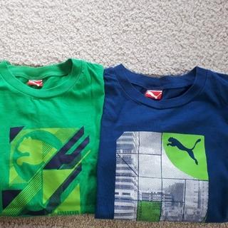 プーマ(PUMA)のくみぼう様専用 PUMA150㎝長袖シャツ2枚(Tシャツ/カットソー)