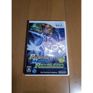 Wii ポケモンバトルレボリューション(家庭用ゲームソフト)