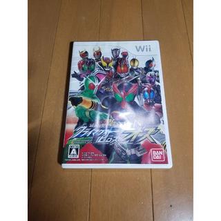 Wii 仮面ライダー クライマックスヒーローズ オーズ(家庭用ゲームソフト)