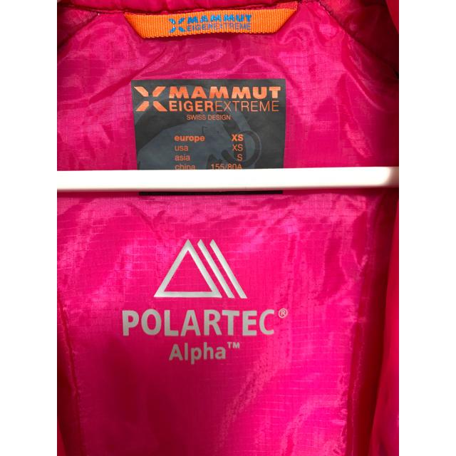 Mammut(マムート)のマムート アイガーエクストリーム レディース ウィメンズ スポーツ/アウトドアのアウトドア(登山用品)の商品写真