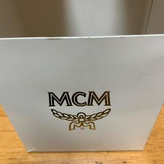 エムシーエム(MCM)のMCMの箱(腕時計)