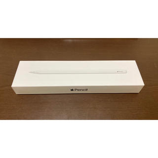 アップル(Apple)のApple pencil 第2世代(PC周辺機器)