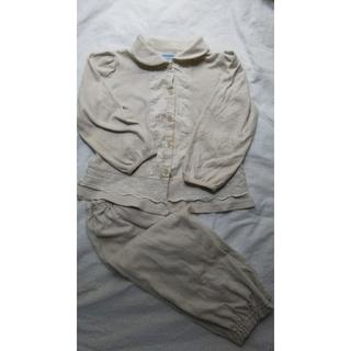 キッドブルー(KID BLUE)のKID BLUE キッズ 女の子パジャマ 120 (パジャマ)